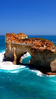 The Arch in the Sea Port Campbell, Australia