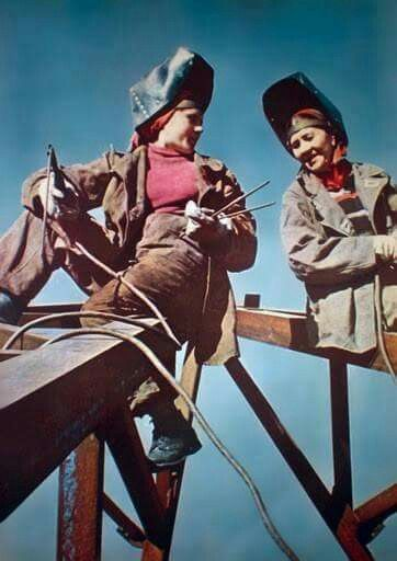 25 Best Images About Women Welders On Pinterest Chevy