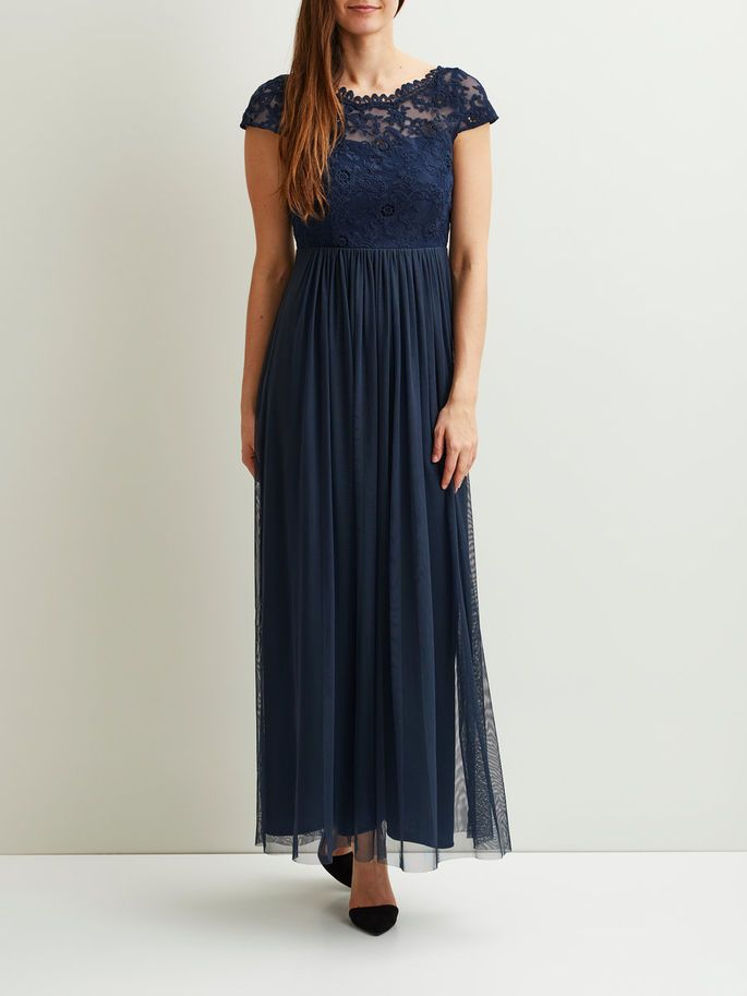 6a34636aeb9 VROUWELIJKE, KANTEN MAXI JURK, Total Eclipse, large | Dresses in 2018 |  Pinterest | Dresses and Total eclipse