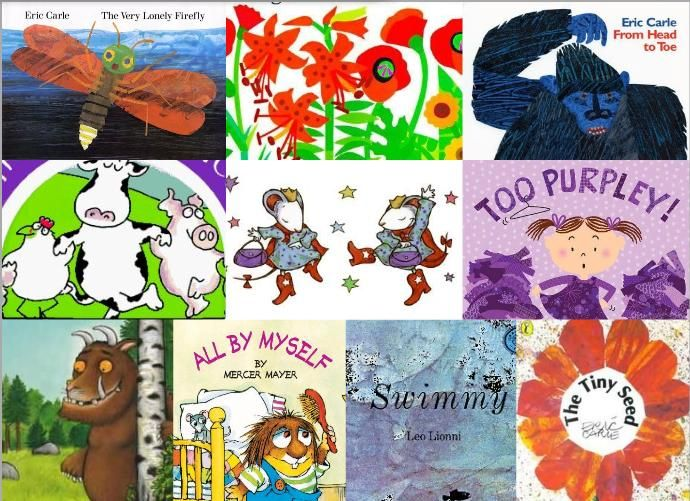 Preschool Library Storytime Ideas for Presenters