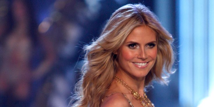 Heidi Klum Hair Styles: 25+ Best Ideas About Heidi Klum Hair On Pinterest