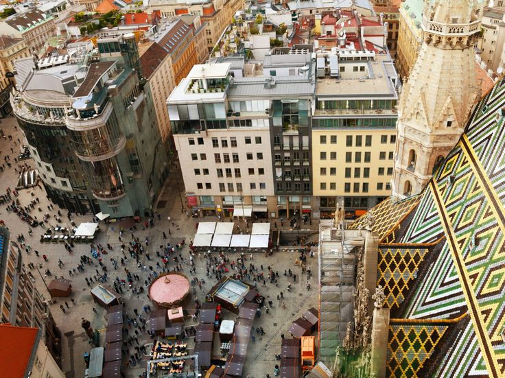 Vienna, Austria Best Places to Vacation: Editors' Favorite Trips of 2014 - Condé Nast Traveler