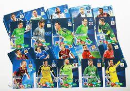 """Képtalálat a következőre: """"bl 2013-14 focis kártyák"""""""