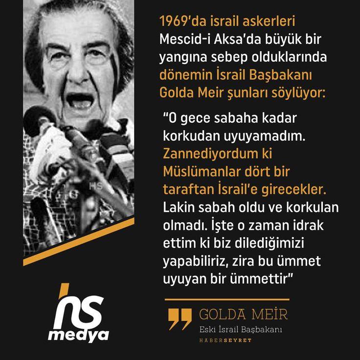 İşgalci İsrail hükümetinin pervasızlığı, Ümmeti Muhammedin uyuşukluğundan kaynaklanıyor... #MescidiAksâ