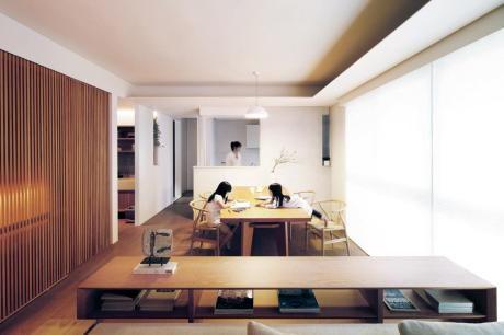 【木設計的家】向北歐學簡單生活 陽光搖擺的格柵房子(二) | 設計家 Searchome