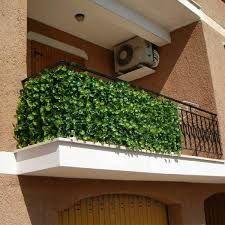 Resultado de imagen para baranda terraza plantas