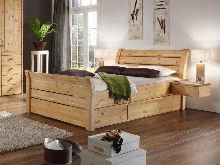 Łóżko sosnowe Majestic 180