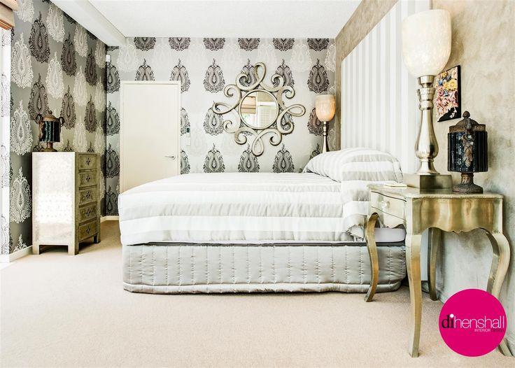 Main Bedroom: Designed by Di Henshall Interior Design