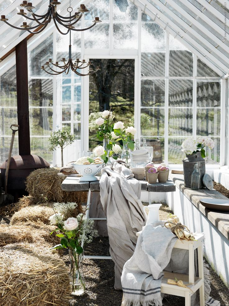 Ikea Ideas Greenhouse For The Home Pinterest