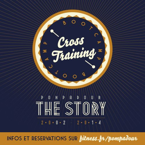 #crosstraining #the story #lesmills #planetfitness #pompadour #clubmed #sport #bootcamp
