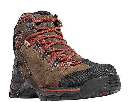 Danner - Mt Defiance GTX® Womens Brown Hiking Boots - Boots