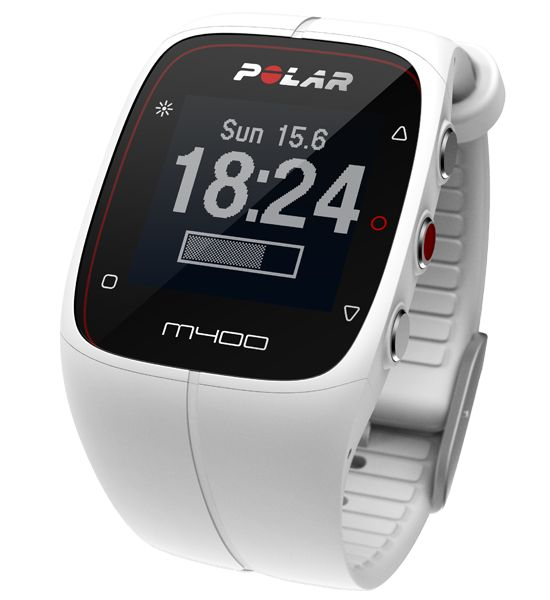 Polar M400 - my new best friend! Tracks everything I do throughout the day and is fantastic for running! HRM &GPS