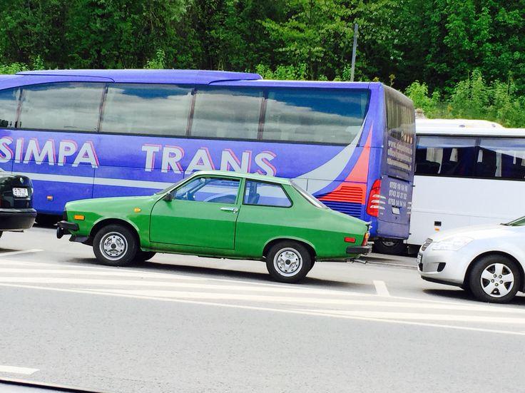 Dacia Sport cu dublu parbriz