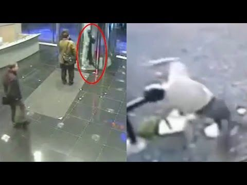 5 Most Mysterious Events Ever Caught On Tape - YouTube