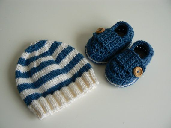 Baby Boy Shoes  Newborn Baby Shoes  Baby by LittleMoppetsDesigns