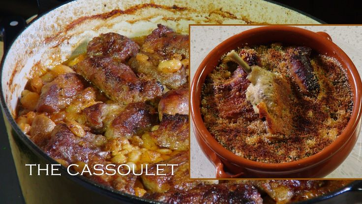 The Cassoulet – Bruno Albouze – THE REAL DEAL