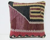 moroccan kilim pillow modern home decor wool throw pillow couch pillow sham accent pillow cover handmade pillow cover bohemian design 26390