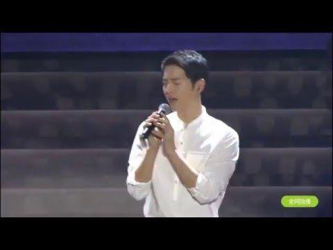 160521 송중기 Song Joong Ki FM sing 'Always' Descendants Of The Sun OST 태양의...