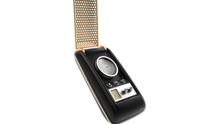 Soon you'll be able to buy a real Star Trek Communicator for your smartphone