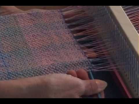 Part 6 Weaving on your Schacht Cricket rigid heddle loom