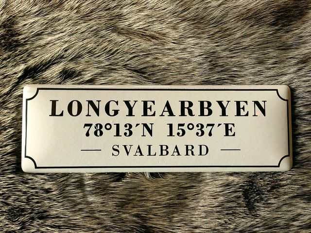 Svalbard Islands are located in the Arctic Ocean | Between Norway and the North Pole | Longyearbyen is the Capital of Svalbard