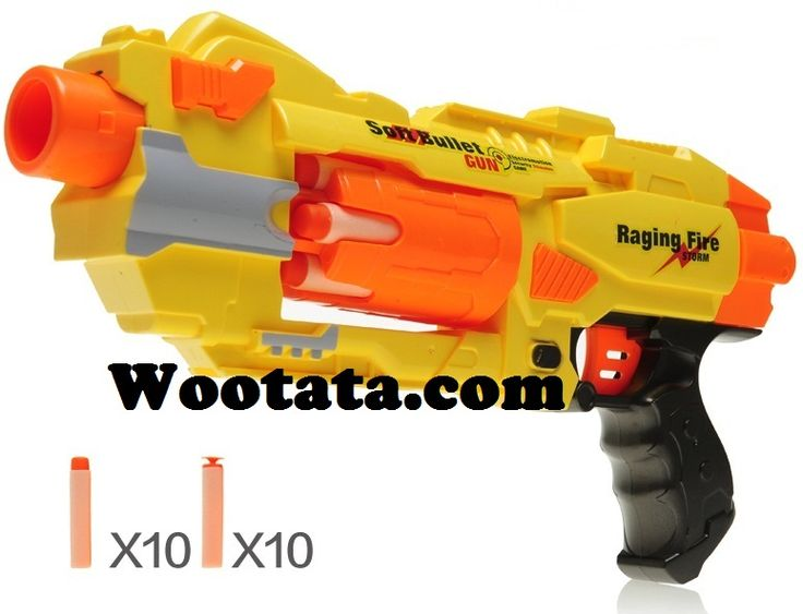 Jual Pistol Mainan Anak Terbaru Blaze Storm 7009