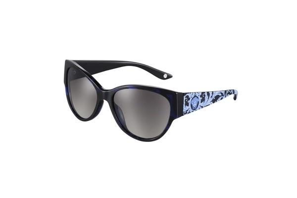 Versace presenta la collezione occhiali autunno - inverno 2012/13: il glamour anni '50
