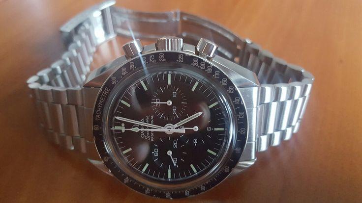 Vintage Omega Speedmaster Professional Moonwatch