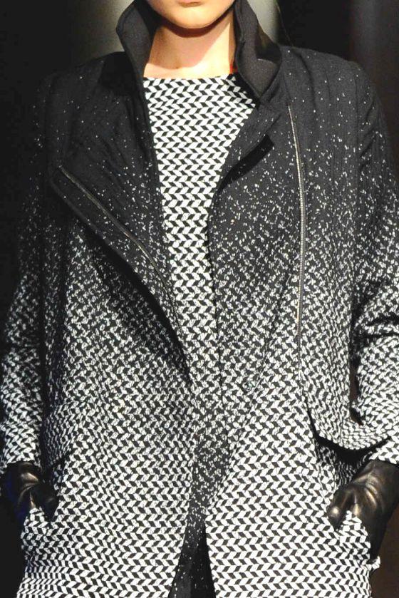 Stampe e patterns dalla New York Fashion Week (collezioni donna autunno/inverno 2013/14). Sachin & Babi