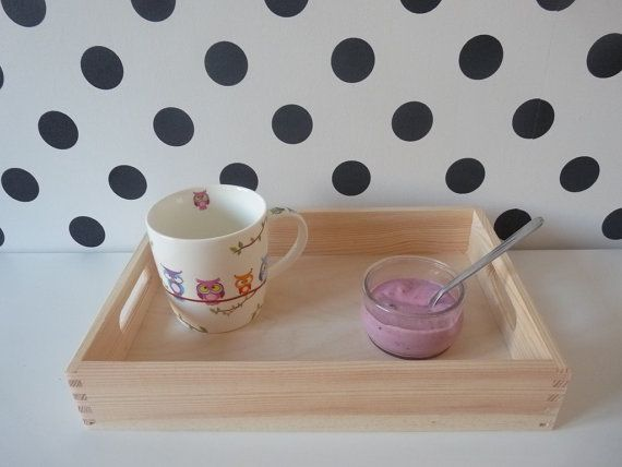 Small wooden tray, unfinished tray, plain tray, serving tray, wooden tray, decoupage decoration, tray for decoupage, unpainted kitchen tray Craft Supplies & Tools  Woodworking Supplies  Wood  unfinished tray  wooden tray  wooden organizer  DIY tray DIY wooden tray  serving tray wood  wooden storage  tray for DIY project  desk organizer  wood for DIY  unpainted wood tray for decoupage  DIY breakfast tray