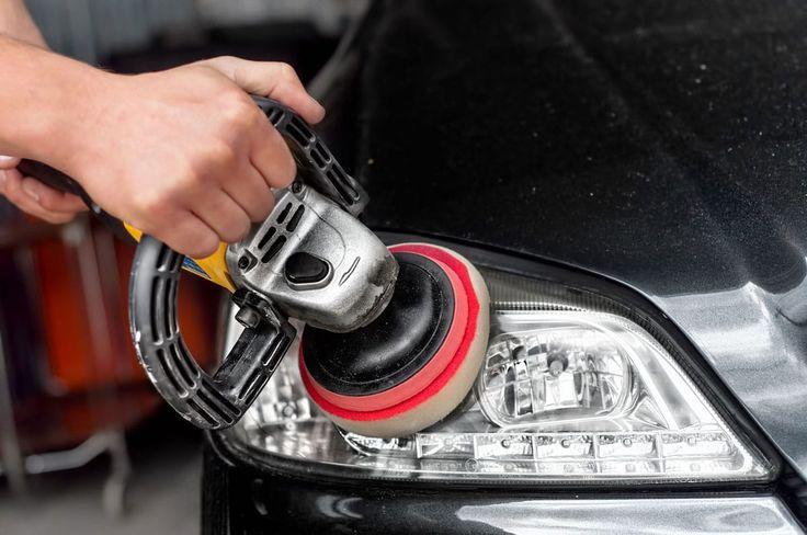 Regeneracja reflektorów w pojazdach
