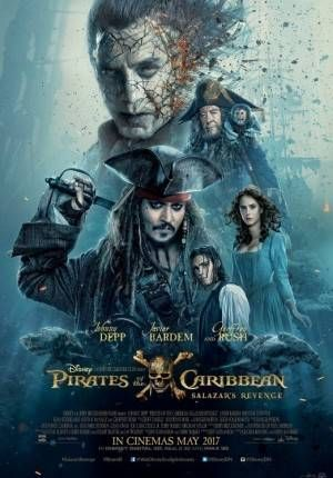 Petualangan menyenangkan kini tak lagi berpihak pada Kapten Jack Sparrow (Johnny Depp). Pada seri ke 5 Pirates of the Ca