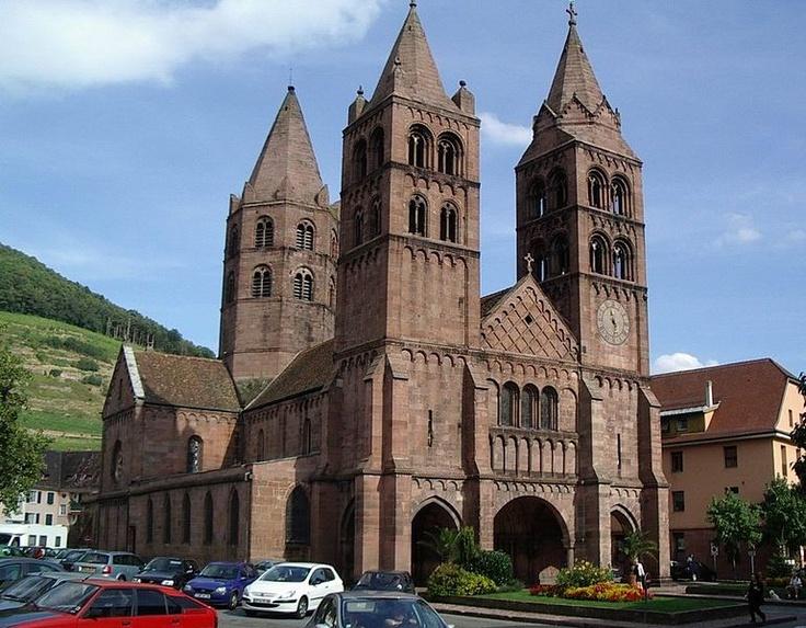 Guebwiller, St. Léger Church