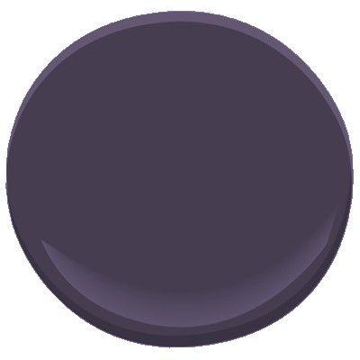 BM plum royale 2070-20 seattle gray 2130-70 gentle gray 1626 372 vanilla cookie