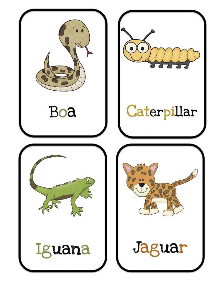 jungle animals preschool best 25 rainforest preschool ideas on 132
