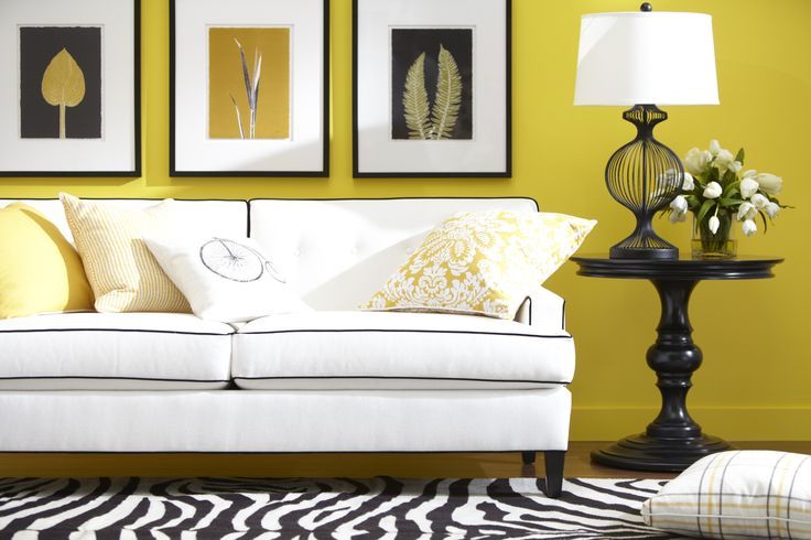 Whether It S A Mellow Yellow Or A Hello Yellow This Hue