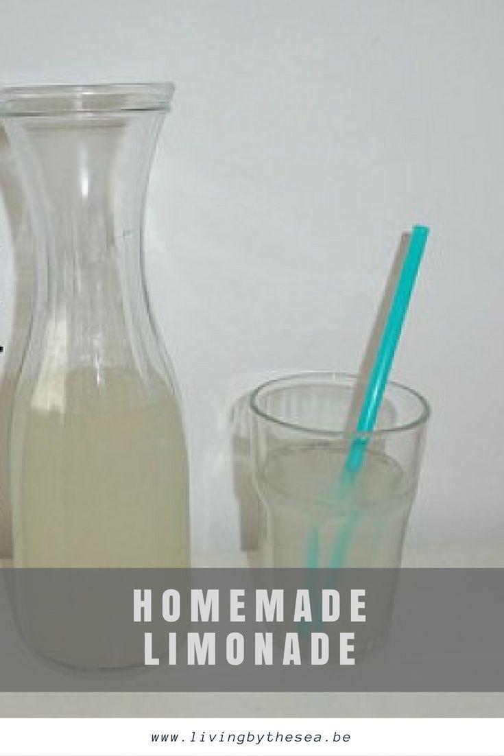 Zelf limonade maken of zelf ijsthee maken? Met deze receptjes voor zelfgemaakte limonade en zelfgemaakte ijsthee is het kinderspel!