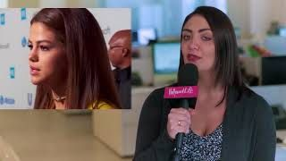 https://www.youtube.com/watch?v=69G8uF_4YnQ Selena Gomez Reacts To The Weeknd Collab Rumors Eclipse News is a channel Youtube of juicy celebrity gossip, the latest entertainment news, exclusive celebrity pics & videos – plus the hottest celebrity fashion & beauty. Hard news,...