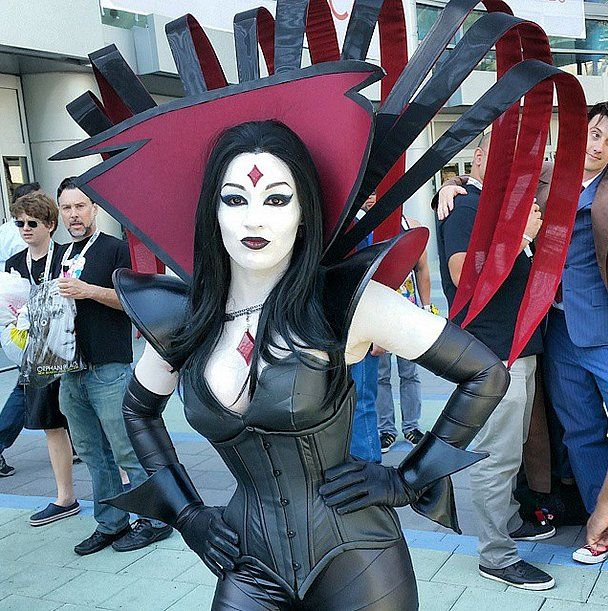 """Rule 63 of the Internet states: """"For any given male character, there is a female version of that character."""" This Mr. Sinister cosplay definitely proves that!"""