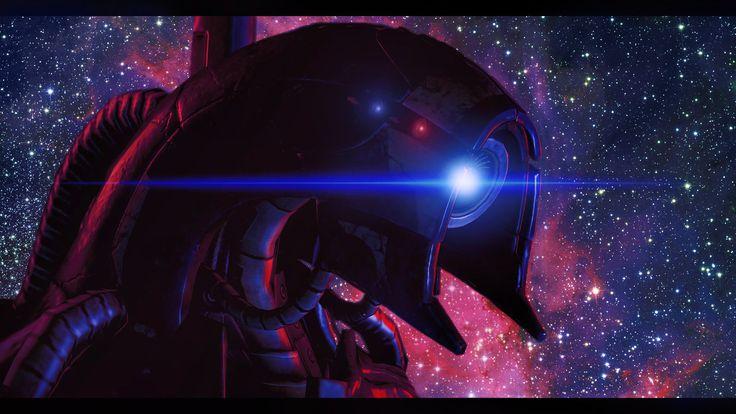 Mass Effect 2 Legion by AgataFoxxx.deviantart.com on @DeviantArt