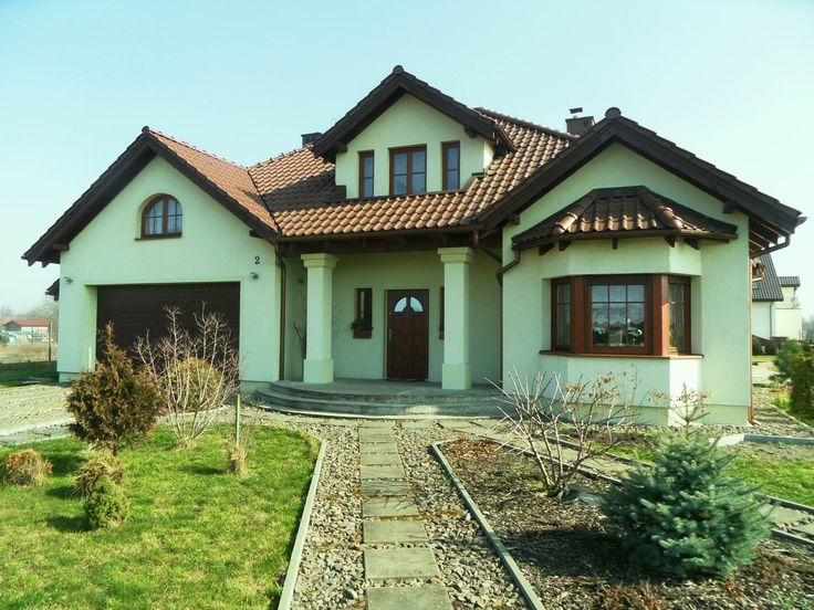 Front domu Zacisze