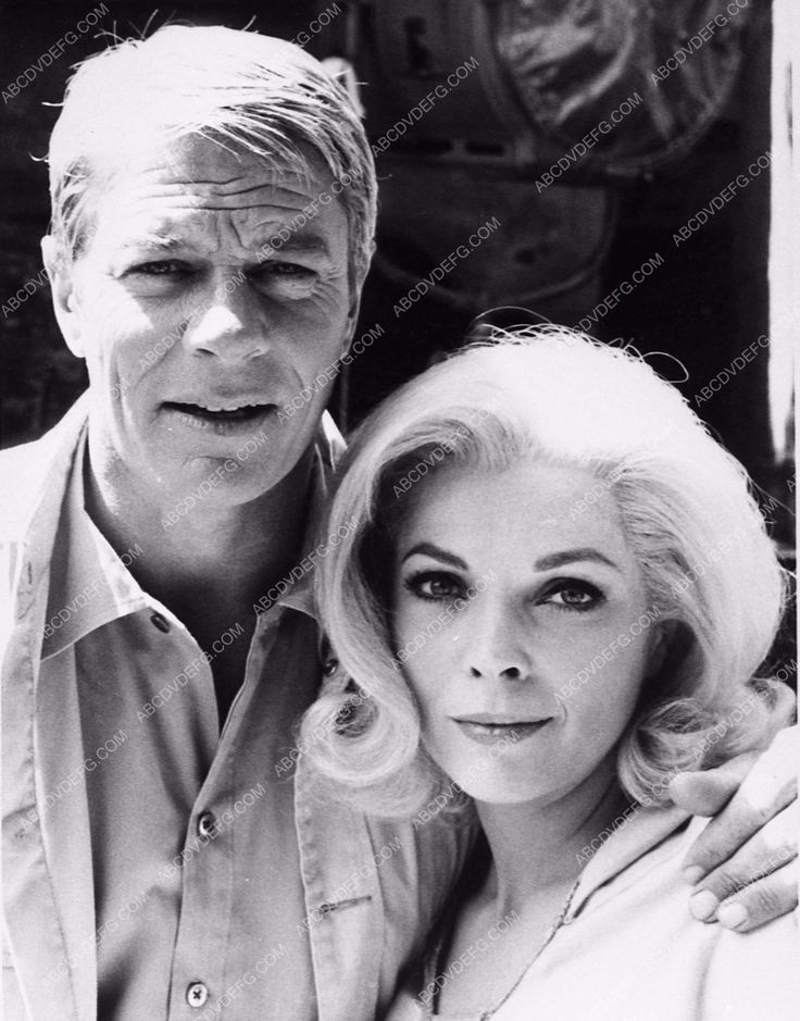 photo Peter Graves Barbara Bain TV series Mission Impossible 3164-31