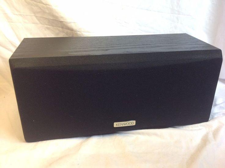 Kenwood KS-401HT Black Center Speaker 100W 8 Ohms #Kenwood
