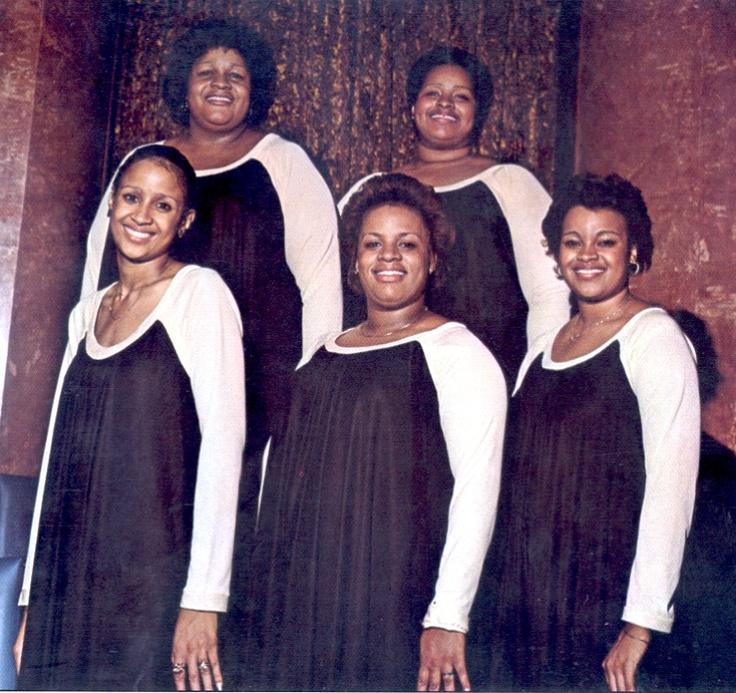 Gospel Music Royalty...The Clarke Sisters
