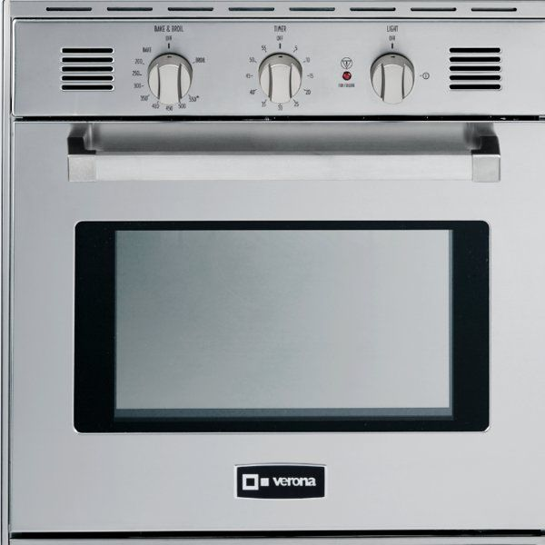 """You'll love the 24"""" Single Gas Wall Oven at Wayfair - Great Deals on all Home Improvement products with Free Shipping on most stuff, even the big stuff."""