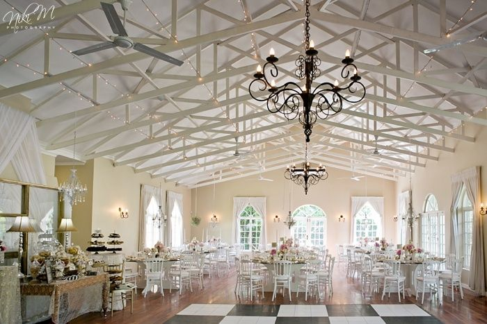 The Plantation, to showcase their romantic chapel with elegant ballroom.