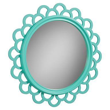 Best 25 Flower Mirror Ideas On Pinterest Diy Makeup
