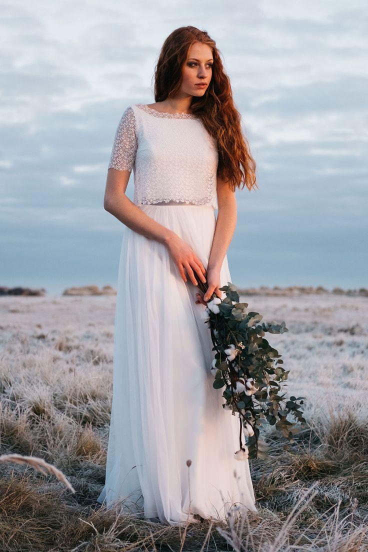 Noni bridal tops