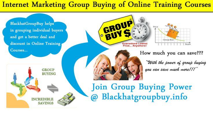 Internet Marketing Group Buy
