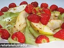 Rețetă Salata de fructe cu ghimbir
